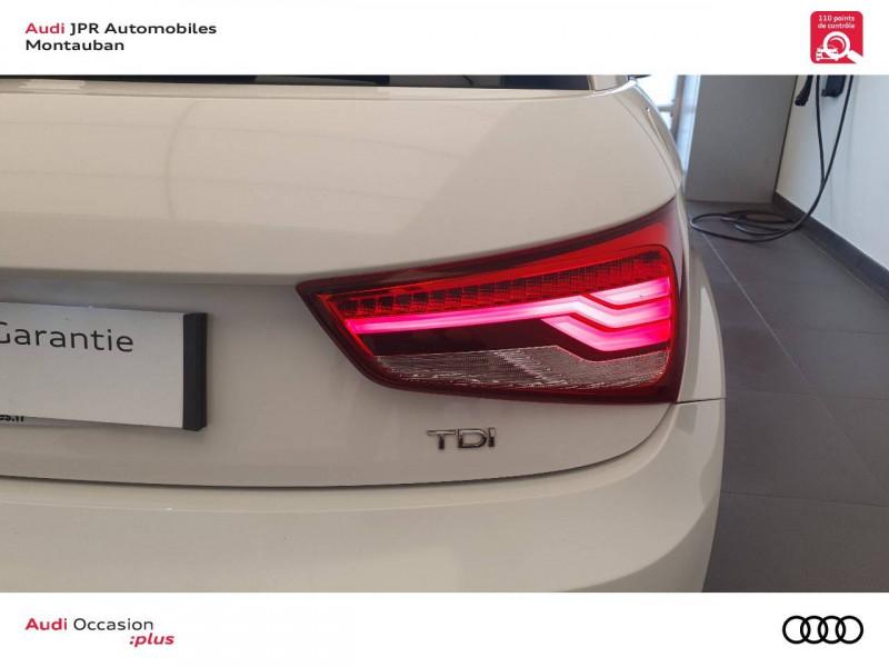 Audi A1 Sportback A1 Sportback 1.4 TDI ultra 90 Ambiente 5p  occasion à montauban - photo n°15
