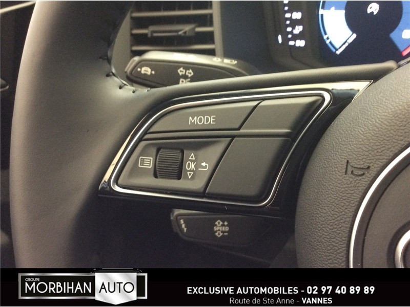 Audi A1 Sportback A1 Sportback 25 TFSI 95 ch BVM5  occasion à Vannes - photo n°17