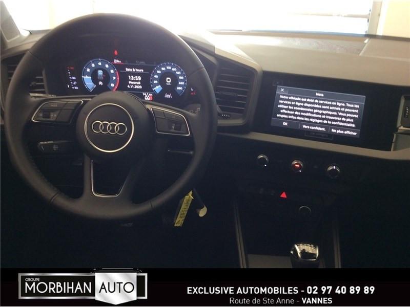 Audi A1 Sportback A1 Sportback 25 TFSI 95 ch BVM5  occasion à Vannes - photo n°8