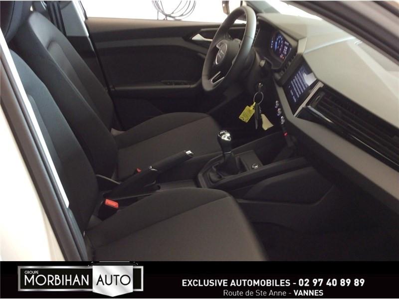 Audi A1 Sportback A1 Sportback 25 TFSI 95 ch BVM5  occasion à Vannes - photo n°6