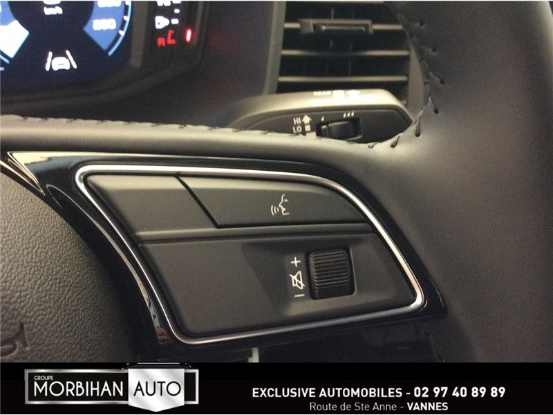 Audi A1 Sportback A1 Sportback 25 TFSI 95 ch BVM5  occasion à Vannes - photo n°18