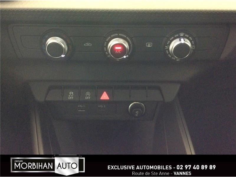Audi A1 Sportback A1 Sportback 25 TFSI 95 ch BVM5  occasion à Vannes - photo n°13