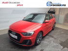 Audi A1 Sportback A1 Sportback 30 TFSI 116 ch BVM6 Type S line 5p Rouge à Cessy 01