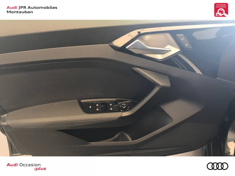 Audi A1 Sportback A1 Sportback 30 TFSI 116 ch S tronic 7 Design Luxe 5p  occasion à montauban - photo n°17