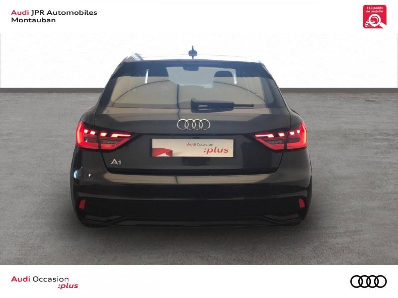 Audi A1 Sportback A1 Sportback 30 TFSI 116 ch S tronic 7 Design Luxe 5p  occasion à montauban - photo n°13