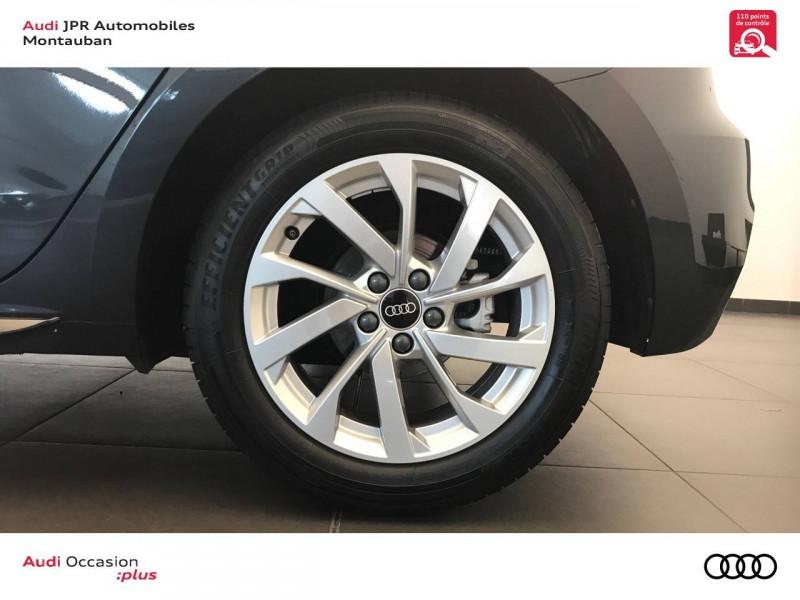 Audi A1 Sportback A1 Sportback 30 TFSI 116 ch S tronic 7 Design Luxe 5p  occasion à montauban - photo n°9