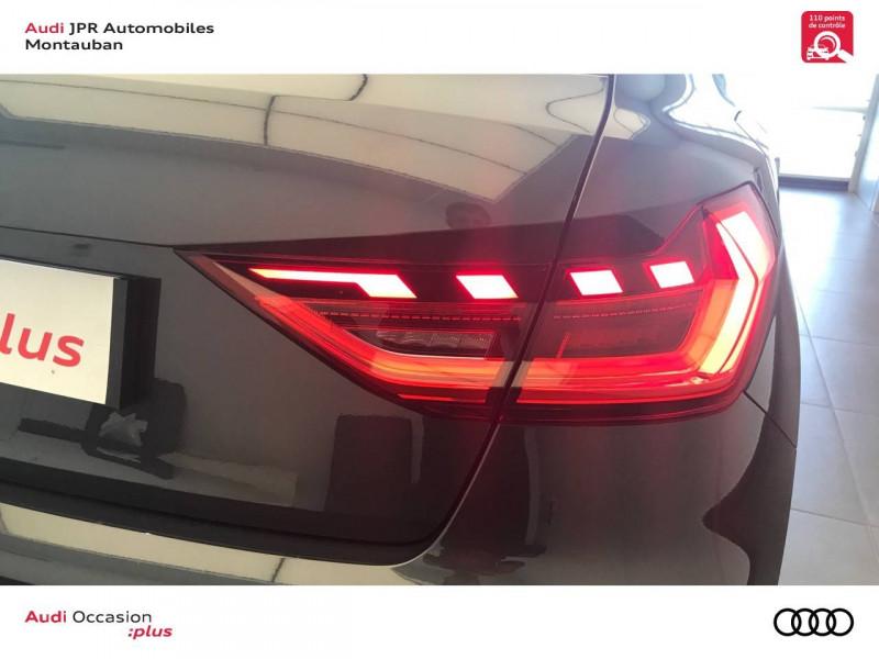 Audi A1 Sportback A1 Sportback 30 TFSI 116 ch S tronic 7 Design Luxe 5p  occasion à montauban - photo n°15