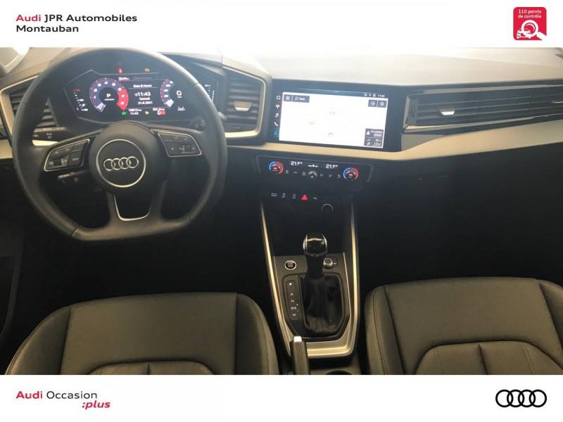 Audi A1 Sportback A1 Sportback 30 TFSI 116 ch S tronic 7 Design Luxe 5p  occasion à montauban - photo n°5