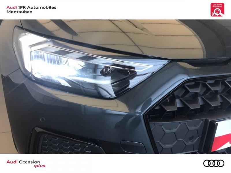 Audi A1 Sportback A1 Sportback 30 TFSI 116 ch S tronic 7 Design Luxe 5p  occasion à montauban - photo n°14