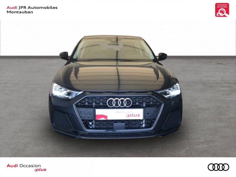 Audi A1 Sportback A1 Sportback 30 TFSI 116 ch S tronic 7 Design Luxe 5p  occasion à montauban - photo n°2