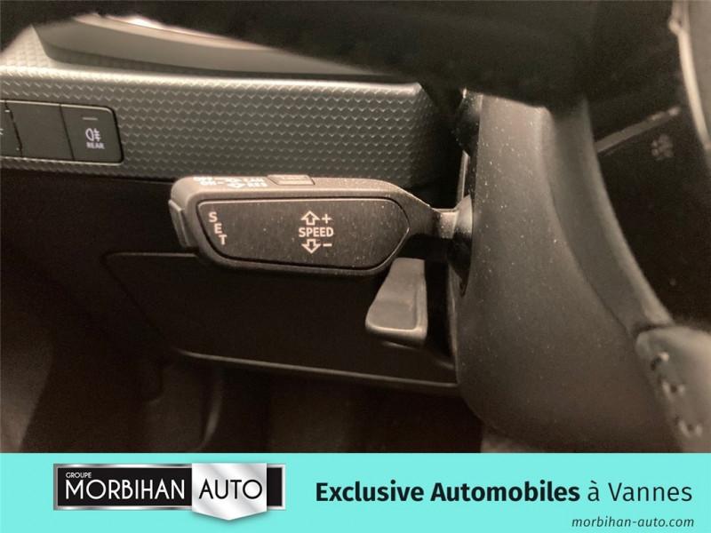 Audi A1 Sportback A1 Sportback 30 TFSI 116 ch S tronic 7  occasion à Vannes - photo n°13