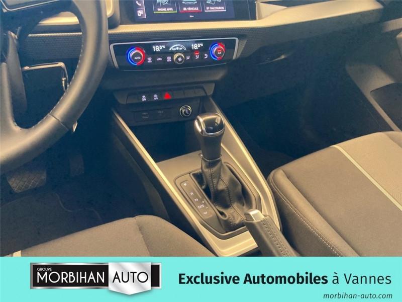 Audi A1 Sportback A1 Sportback 30 TFSI 116 ch S tronic 7  occasion à Vannes - photo n°10