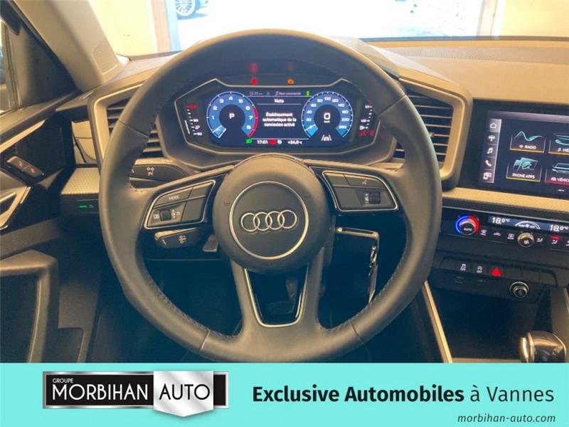 Audi A1 Sportback A1 Sportback 30 TFSI 116 ch S tronic 7  occasion à Vannes - photo n°7
