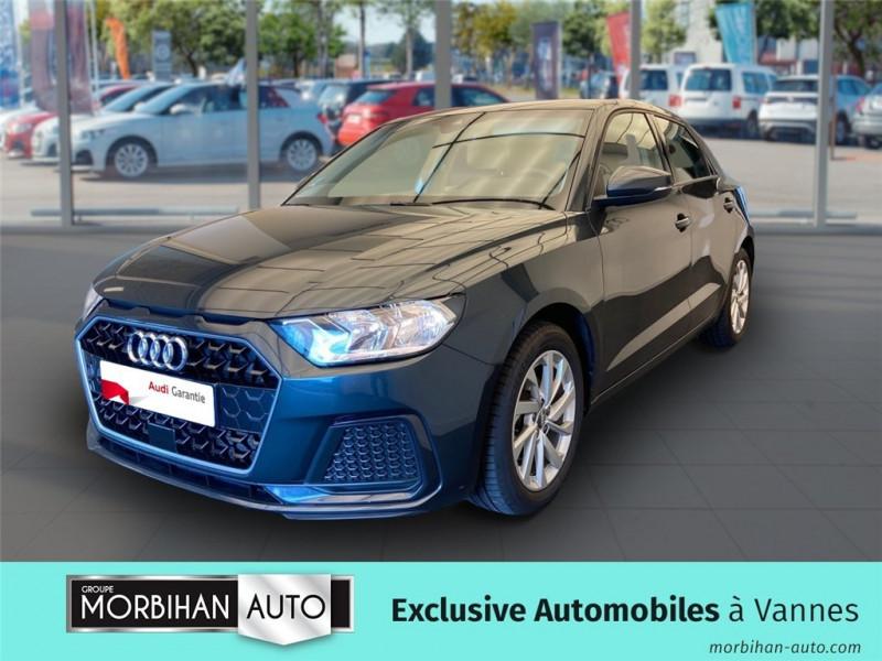 Audi A1 Sportback A1 Sportback 30 TFSI 116 ch S tronic 7  occasion à Vannes