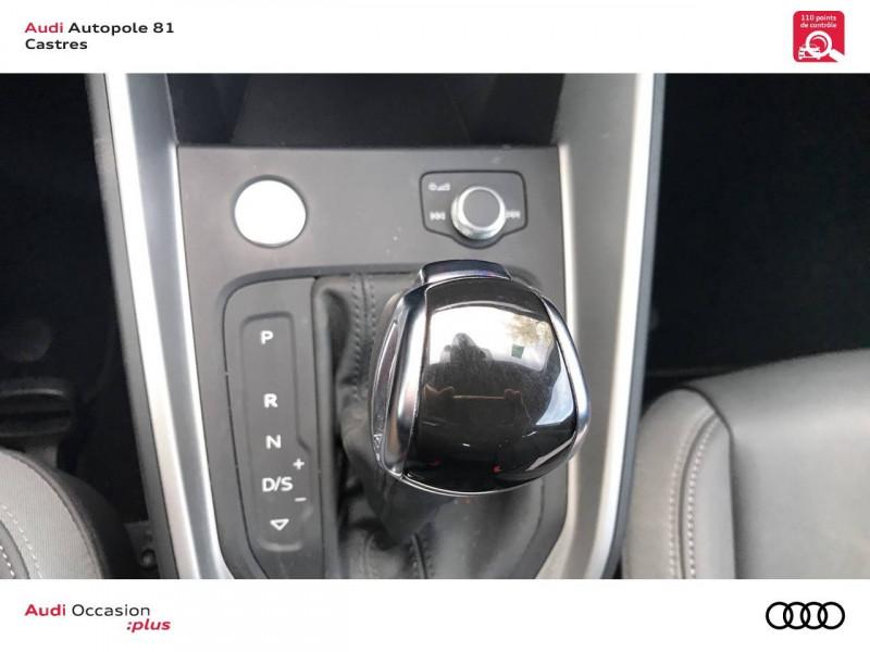 Audi A1 Sportback A1 Sportback 35 TFSI 150 ch S tronic 7 Design Luxe 5p Blanc occasion à Castres - photo n°13
