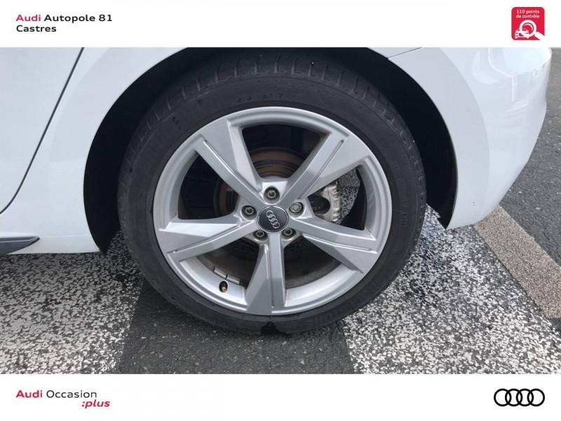 Audi A1 Sportback A1 Sportback 35 TFSI 150 ch S tronic 7 Design Luxe 5p Blanc occasion à Castres - photo n°5
