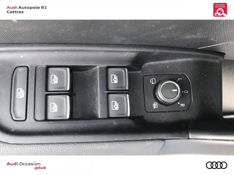 Audi A1 Sportback A1 Sportback 35 TFSI 150 ch S tronic 7 Design Luxe 5p Blanc occasion à Castres - photo n°8