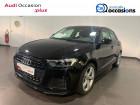 Audi A1 Sportback A1 Sportback 35 TFSI 150 ch S tronic 7 Design Luxe 5p Noir à Seynod 74