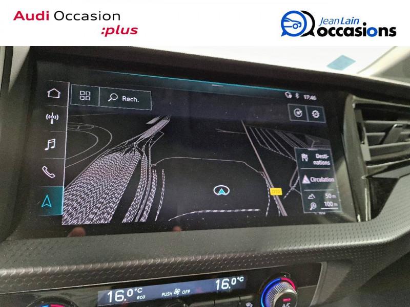 Audi A1 Sportback A1 Sportback 35 TFSI 150 ch S tronic 7 Design Luxe 5p Gris occasion à La Motte-Servolex - photo n°16