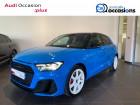 Audi A1 Sportback A1 Sportback 35 TFSI 150 ch S tronic 7 S Line 5p Bleu à Échirolles 38