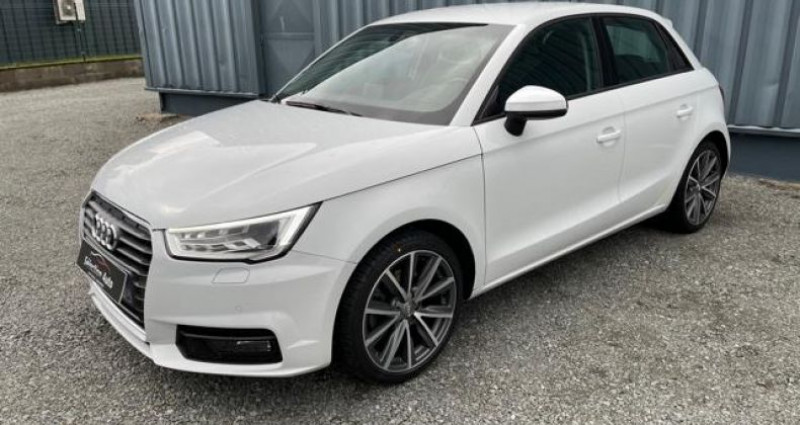 Audi A1 Sportback Ambition Luxe Blanc occasion à Saint Priest En Jarez