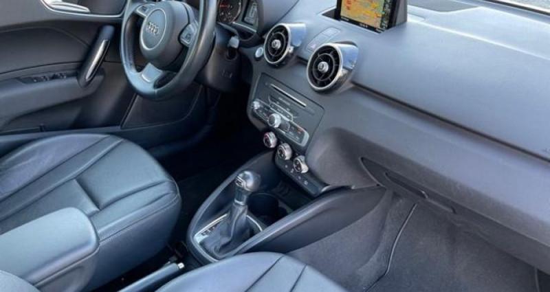 Audi A1 Sportback Ambition Luxe Blanc occasion à Saint Priest En Jarez - photo n°5