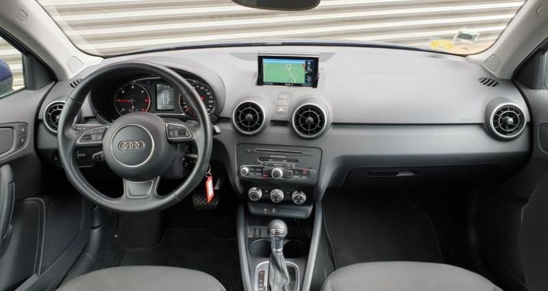 Audi A1 Sportback business tdi 90 s tronic ii Bleu occasion à FONTENAY SUR EURE - photo n°5
