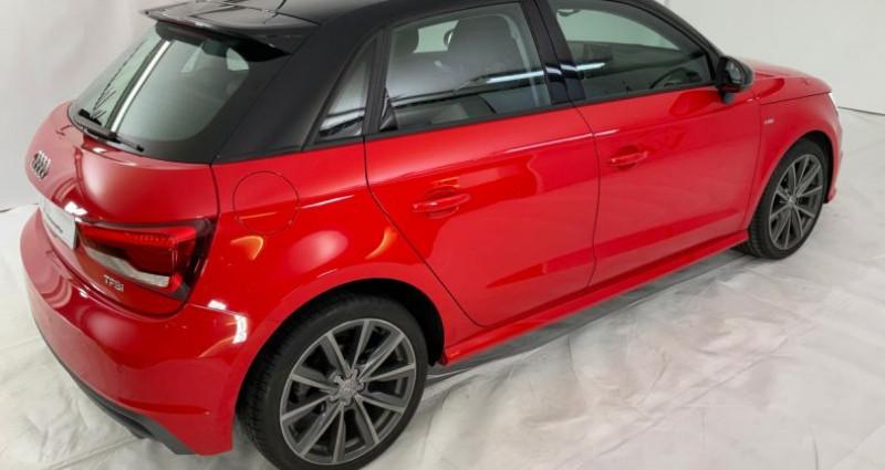 Audi A1 Sportback i 1.4 tfsi 125 s line Rouge occasion à Neuilly Sur Seine - photo n°6