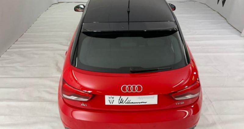 Audi A1 Sportback i 1.4 tfsi 125 s line Rouge occasion à Neuilly Sur Seine - photo n°5