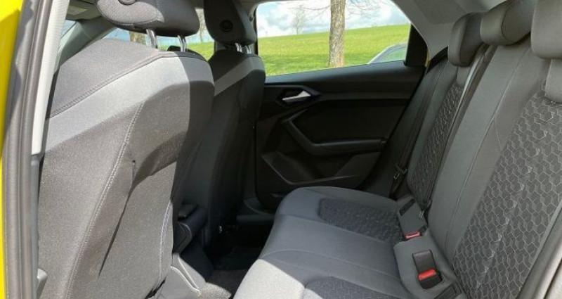Audi A1 Sportback NOUVELLE 30 TFSI 116 CH BVM5 DESIGN Jaune occasion à ST BONNET LE FROID - photo n°7
