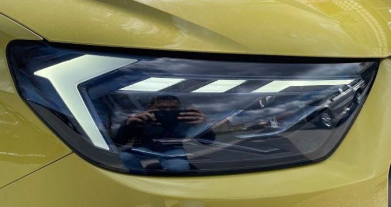 Audi A1 Sportback NOUVELLE 30 TFSI 116 CH BVM5 DESIGN Jaune occasion à ST BONNET LE FROID - photo n°4