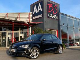Audi A1 Noir, garage BS CARS.COM à Castelmaurou