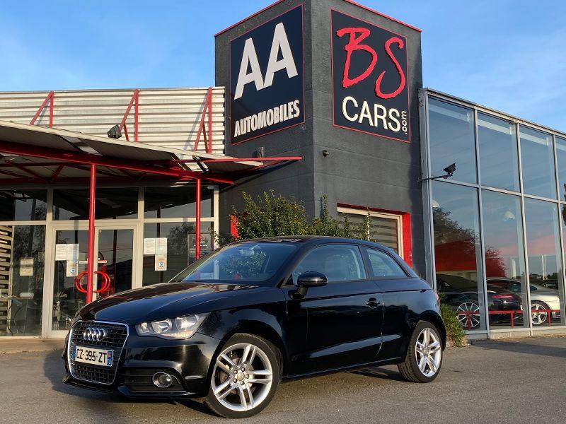 Audi A1 occasion 2011 mise en vente à Castelmaurou par le garage BS CARS.COM - photo n°1
