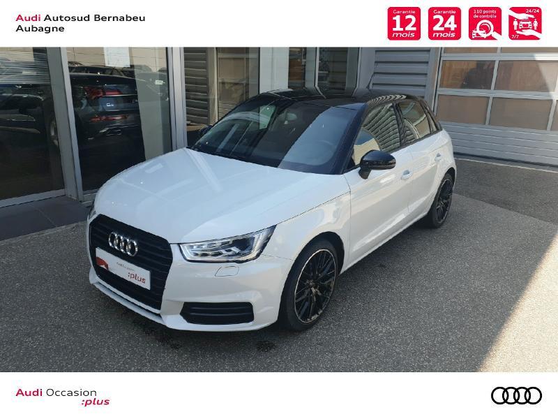 Audi A1 1.0 TFSI 82ch Midnight Series Blanc occasion à Aubagne