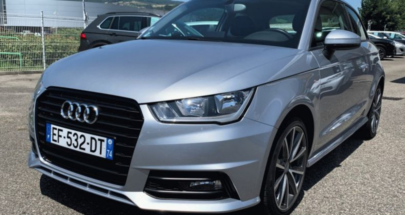 Audi A1 1.0 TFSI 95ch ultra Ambiente Gris occasion à EPAGNY - photo n°7