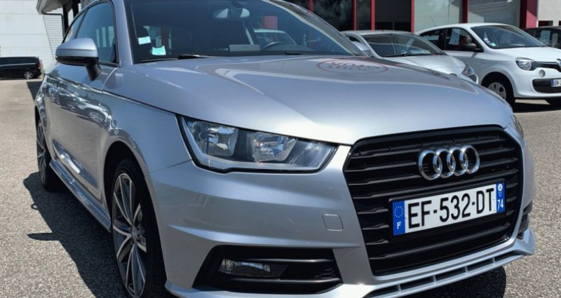 Audi A1 1.0 TFSI 95ch ultra Ambiente Gris occasion à EPAGNY