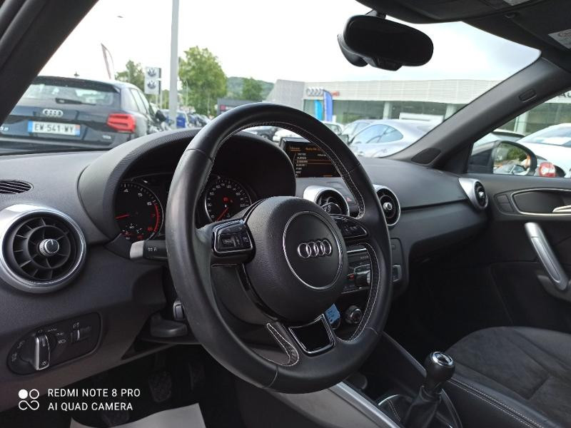 Audi A1 1.0 TFSI 95ch ultra Style Argent occasion à Albi - photo n°7