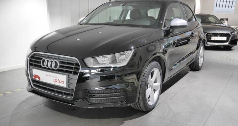 Audi A1 1.0 TFSI ultra 82 Ambiente Noir occasion à Saint-Ouen