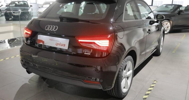 Audi A1 1.0 TFSI ultra 82 Ambiente Noir occasion à Saint-Ouen - photo n°3