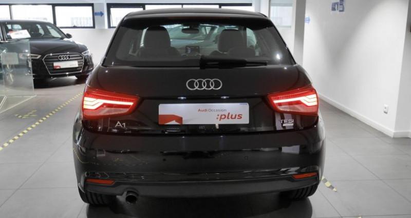 Audi A1 1.0 TFSI ultra 82 Ambiente Noir occasion à Saint-Ouen - photo n°5