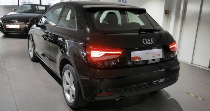 Audi A1 1.0 TFSI ultra 82 Ambiente Noir occasion à Saint-Ouen - photo n°4