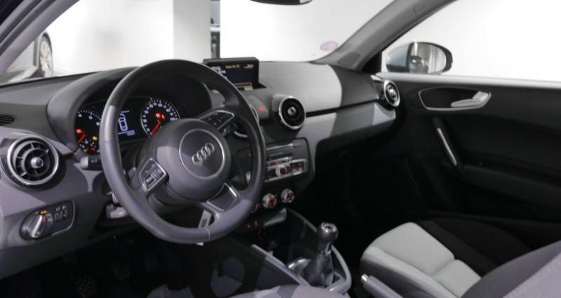 Audi A1 1.0 TFSI ultra 82 Ambiente Noir occasion à Saint-Ouen - photo n°7