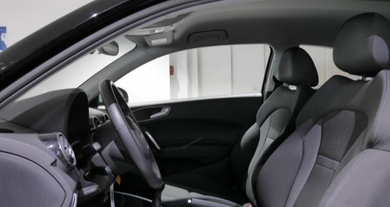 Audi A1 1.0 TFSI ultra 82 Ambiente Noir occasion à Saint-Ouen - photo n°6