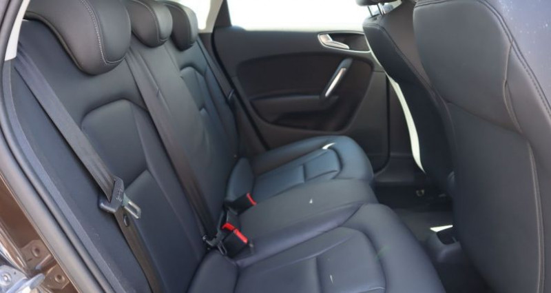 Audi A1 1.4 TFSI 122CH AMBITION LUXE S TRONIC 7 Marron occasion à Le Muy - photo n°7