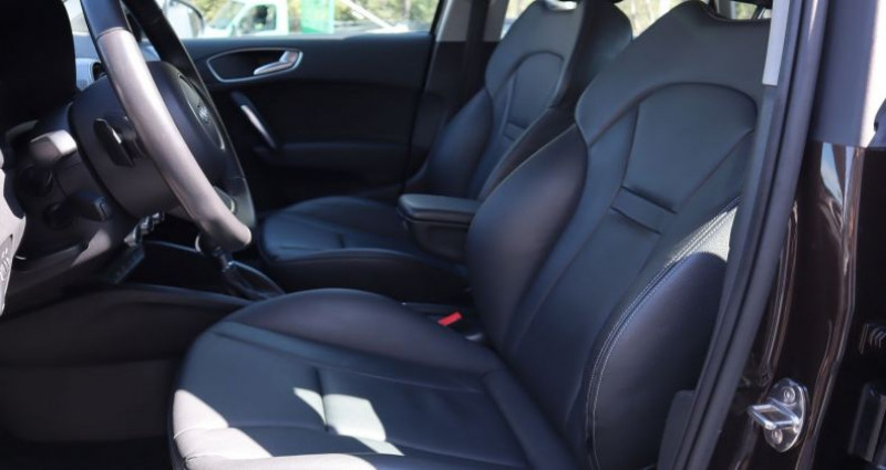 Audi A1 1.4 TFSI 122CH AMBITION LUXE S TRONIC 7 Marron occasion à Le Muy - photo n°5