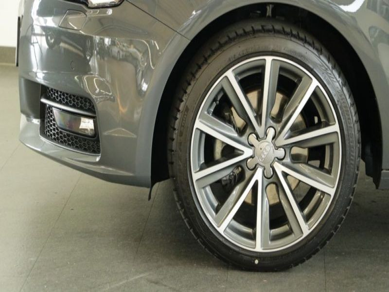 Audi A1 1.4 TFSI 125 cv S Tronic Gris occasion à Beaupuy - photo n°9