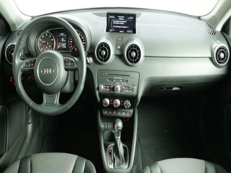 Audi A1 1.4 TFSI 125 cv S Tronic Gris occasion à Beaupuy - photo n°2