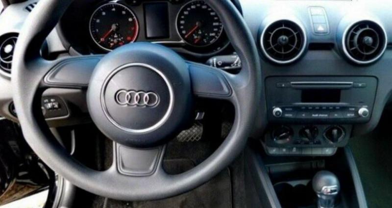 Audi A1 1.4 TFSI 125 S-Tronic (10/2016) Noir occasion à Saint Patrice - photo n°5