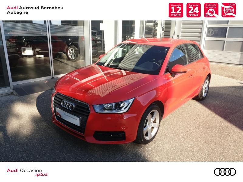 Audi A1 1.4 TFSI 125ch Ambition Rouge occasion à Aubagne