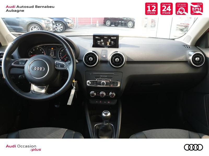 Audi A1 1.4 TFSI 125ch Ambition Rouge occasion à Aubagne - photo n°6